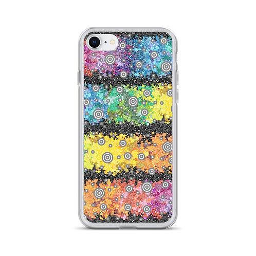 Light Spectrum with Dark Matter iPhone Case
