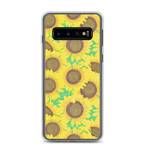 Sunflowers Samsung Phone Case