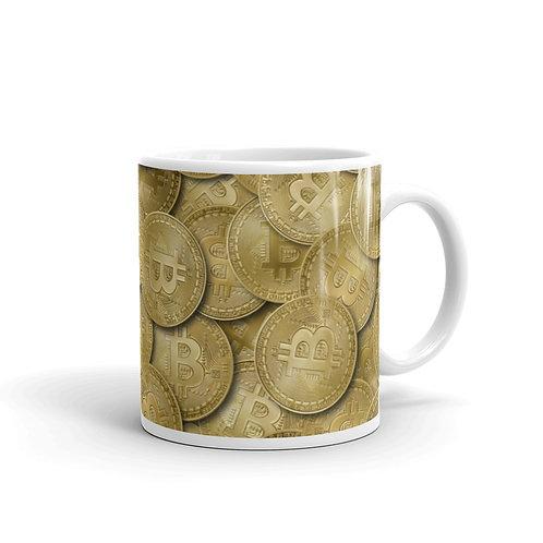 Cryptocurrency Bitcoin Mug