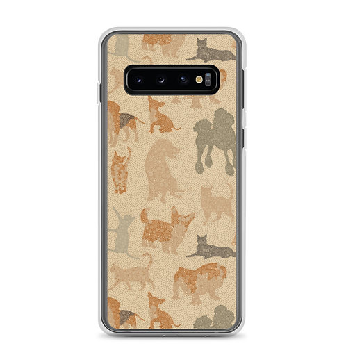 Cats And Dogs Samsung Phone Case