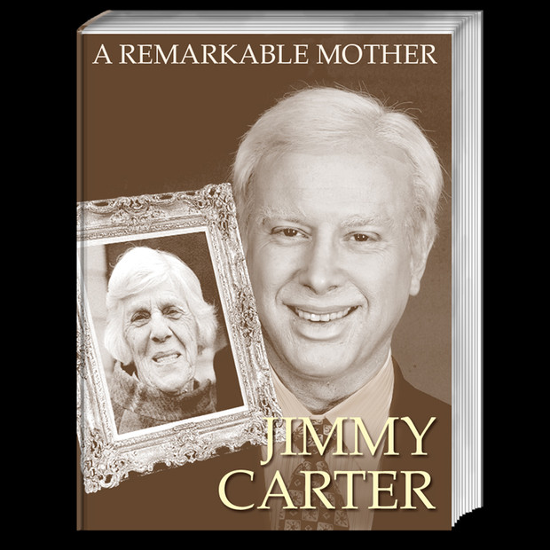 Bookcover: Jimmy Carter