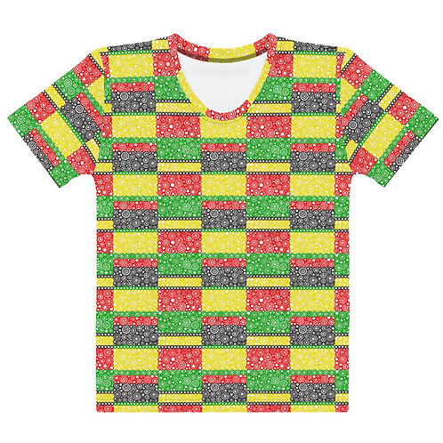 Women All Over Unity T-Shirt Afrocentric