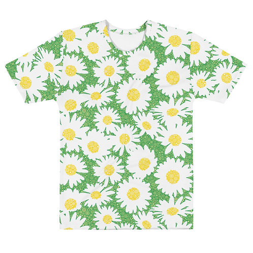Men All Over Oopsie Daisies T-Shirt