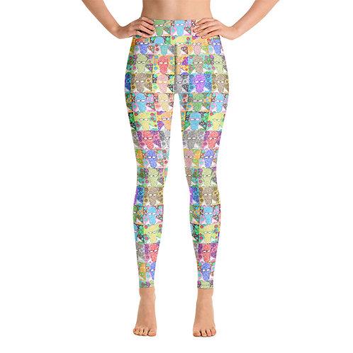 Women Yoga Comfortable & Furious Leggings