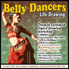 2014/10/16 - Belly Dancing