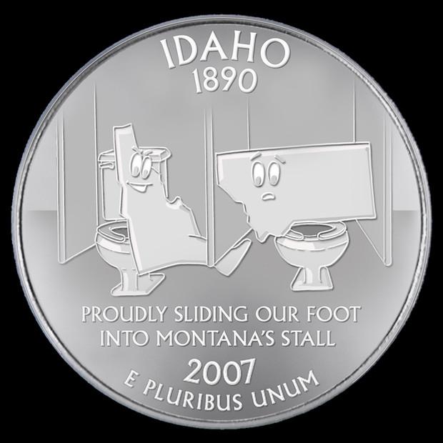 Idaho Quarter