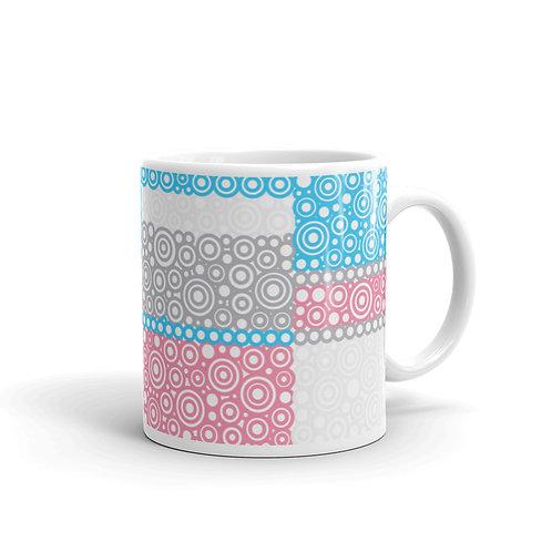 Unity Mug Blue And Pink