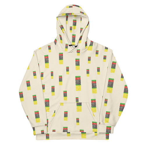 All Over Field Of Unity Hoodie