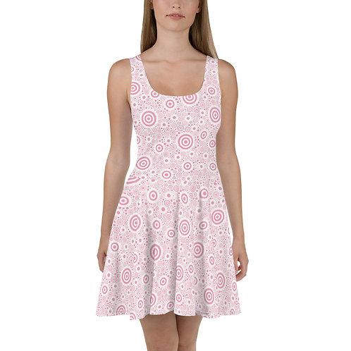 Think Pink Skater Dress