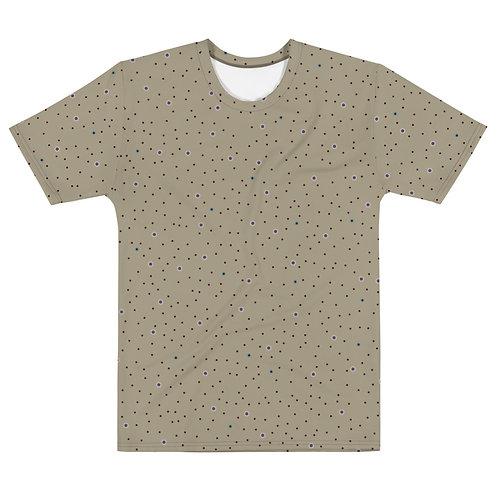 Men All Over Recliner Neutral T-Shirt