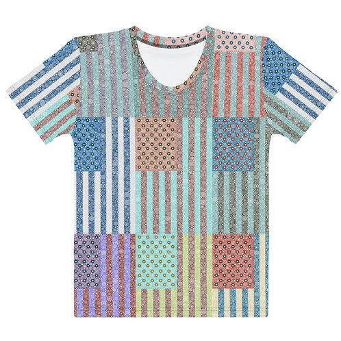 Women All Over American Pop T-Shirt