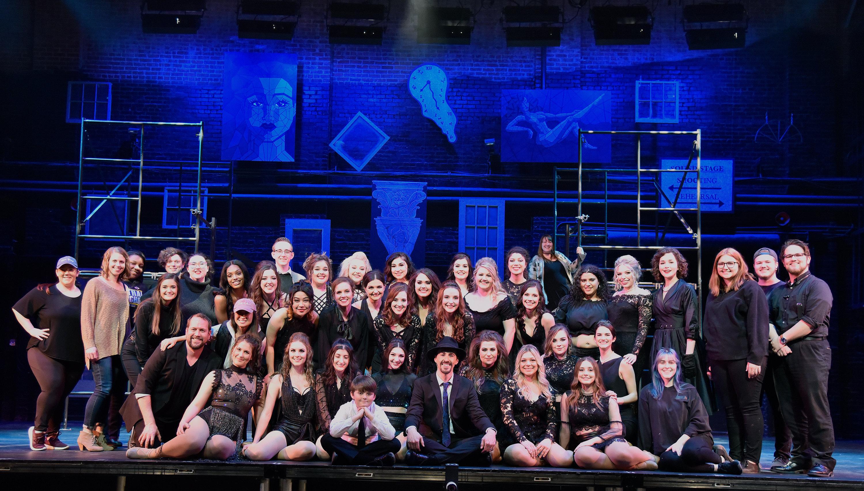 Nine Cast & Crew