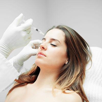 Botox enjeksiyonları
