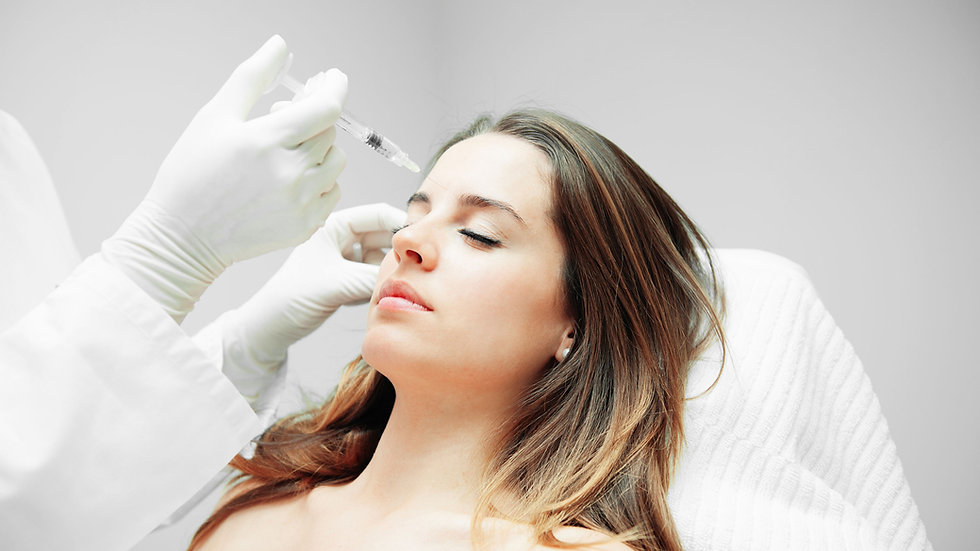 Aesthetic Medicine Consultation (Xeomin and Dermal Filler)