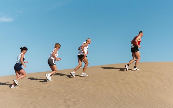 Laufcamp Gran Canaria