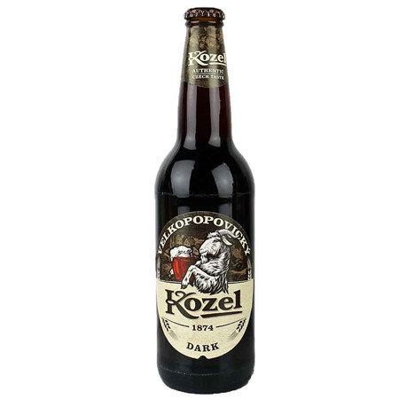 Velké Popovice Kozel Dark