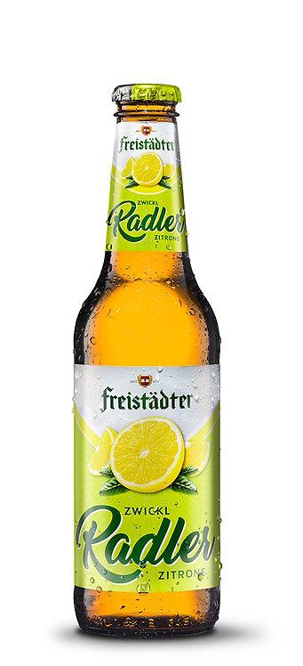 Freistädter Zwickl Radler Zitrone