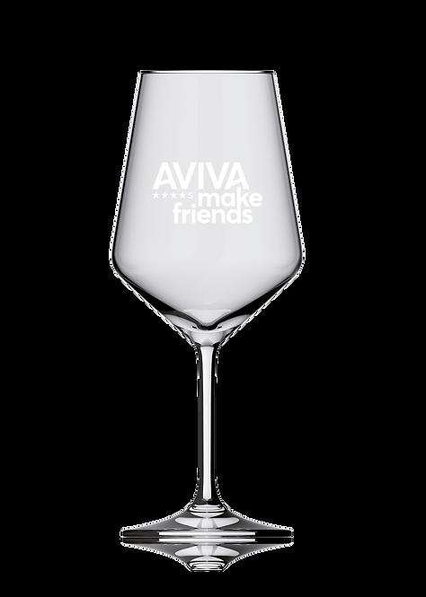 Rotweinglas AVIVA