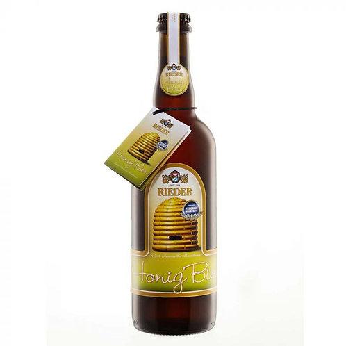 Rieder Honig Bier