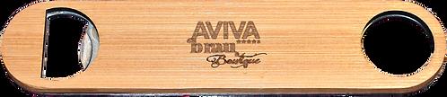 Bieröffner Bambus AVIVA Brau-Boutique