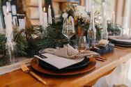 Tischdeko Hochzeit Vintage | AVIVA Alm