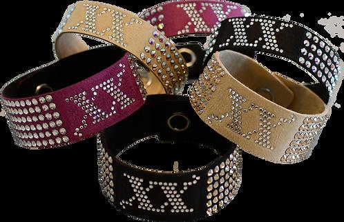 Swarovski Armband breit