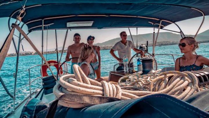 Sail & Fun im Segelurlaub in Griechenland 18.9.-25.9.2021