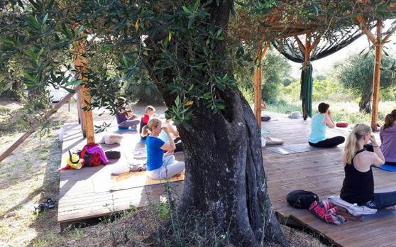 Yogaurlaub für Singles in Korfu