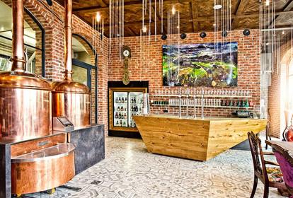 elegante Brauerei im Mühlviertel _ Oberö