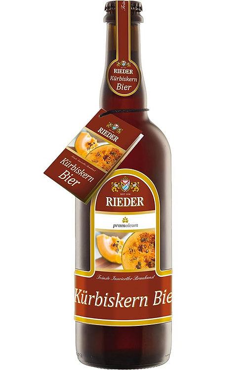 Rieder Kürbiskern Bier