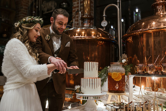 Hochzeitstorte in der AVIVA Brau-Boutique | Oberösterreich