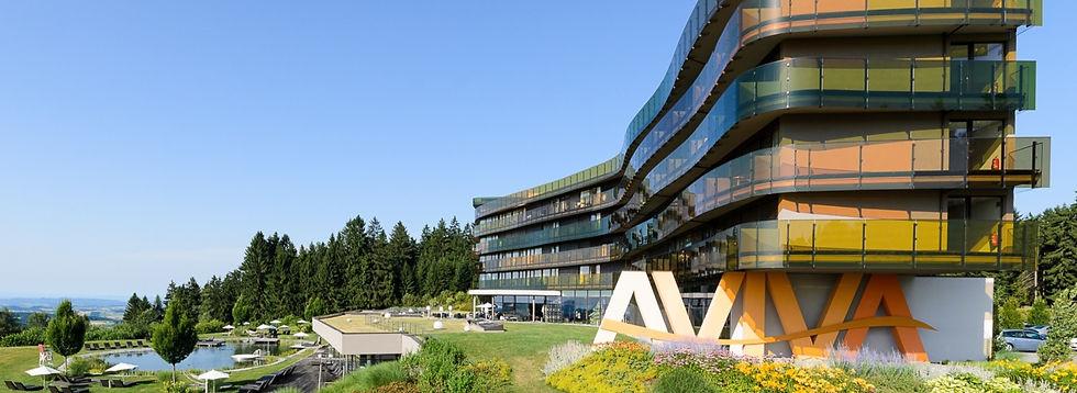 Das Ausflugsziel für alle im Mühlviertel: Hotelanlage AVIVA in Oberösterreich