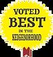 ribbon voted best in neighborhood