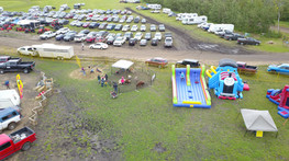 View of kid's zone