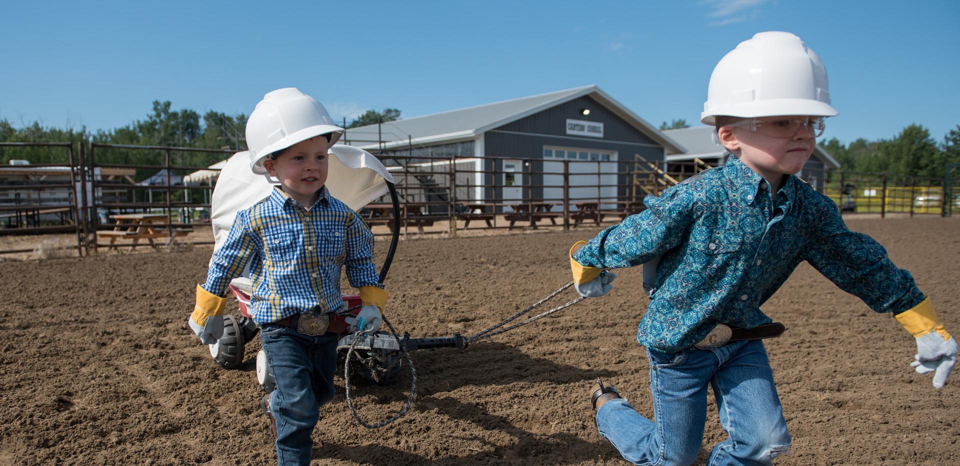 Kid's Rodeo