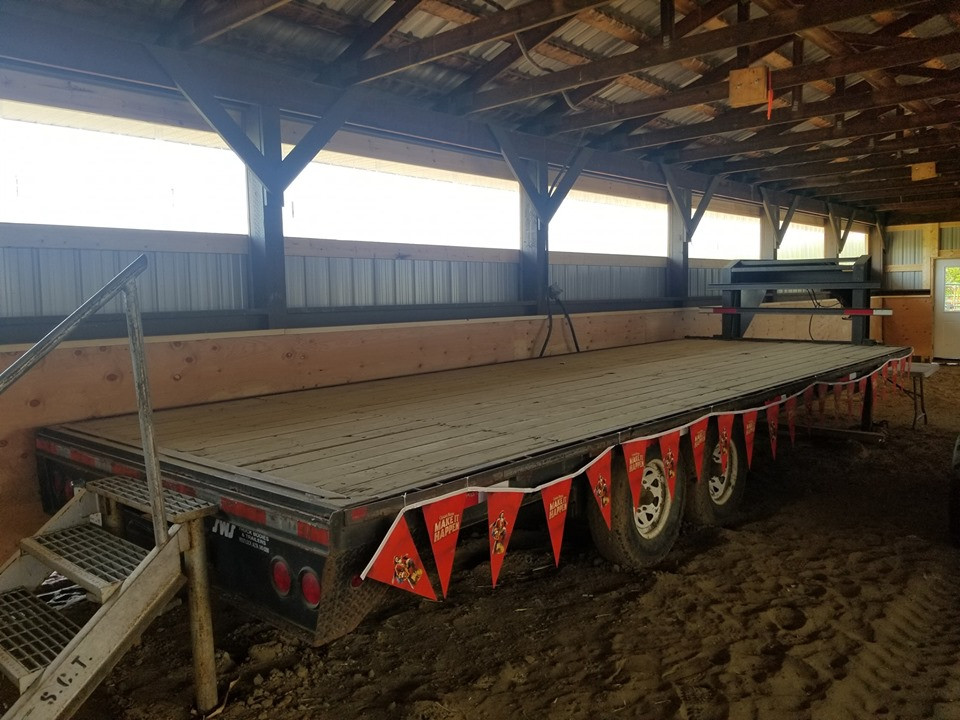 26ft Stage