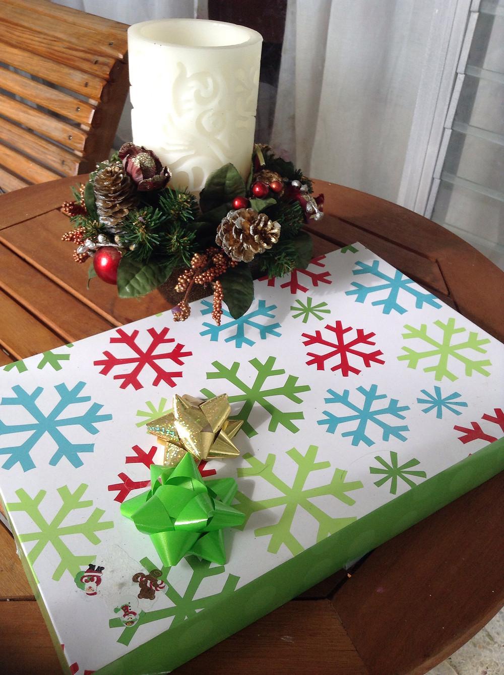 An Early Christmas Gift!