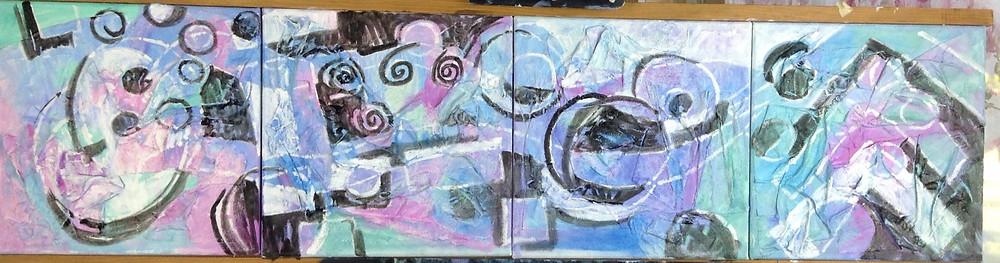 calypso artwork