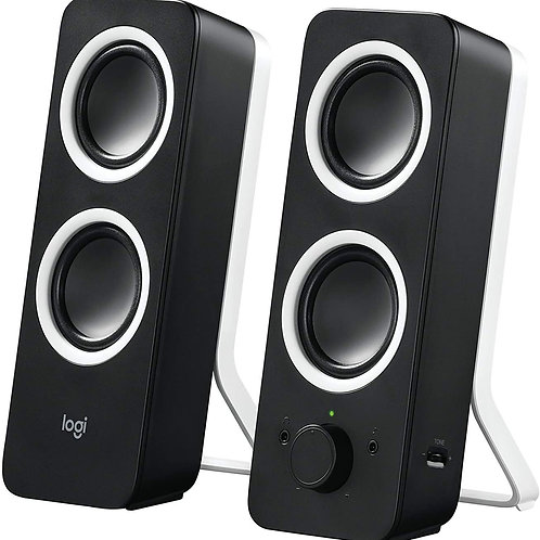Logitech Multimedia Speakers with Stereo Sound
