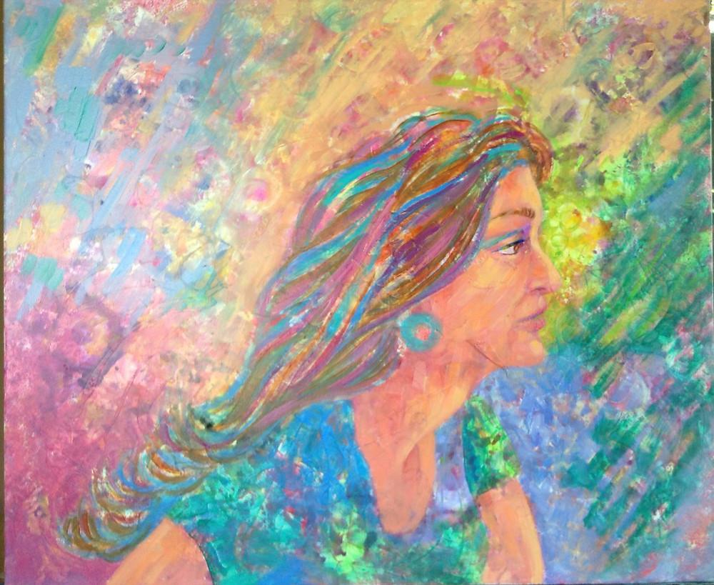 portraint painting