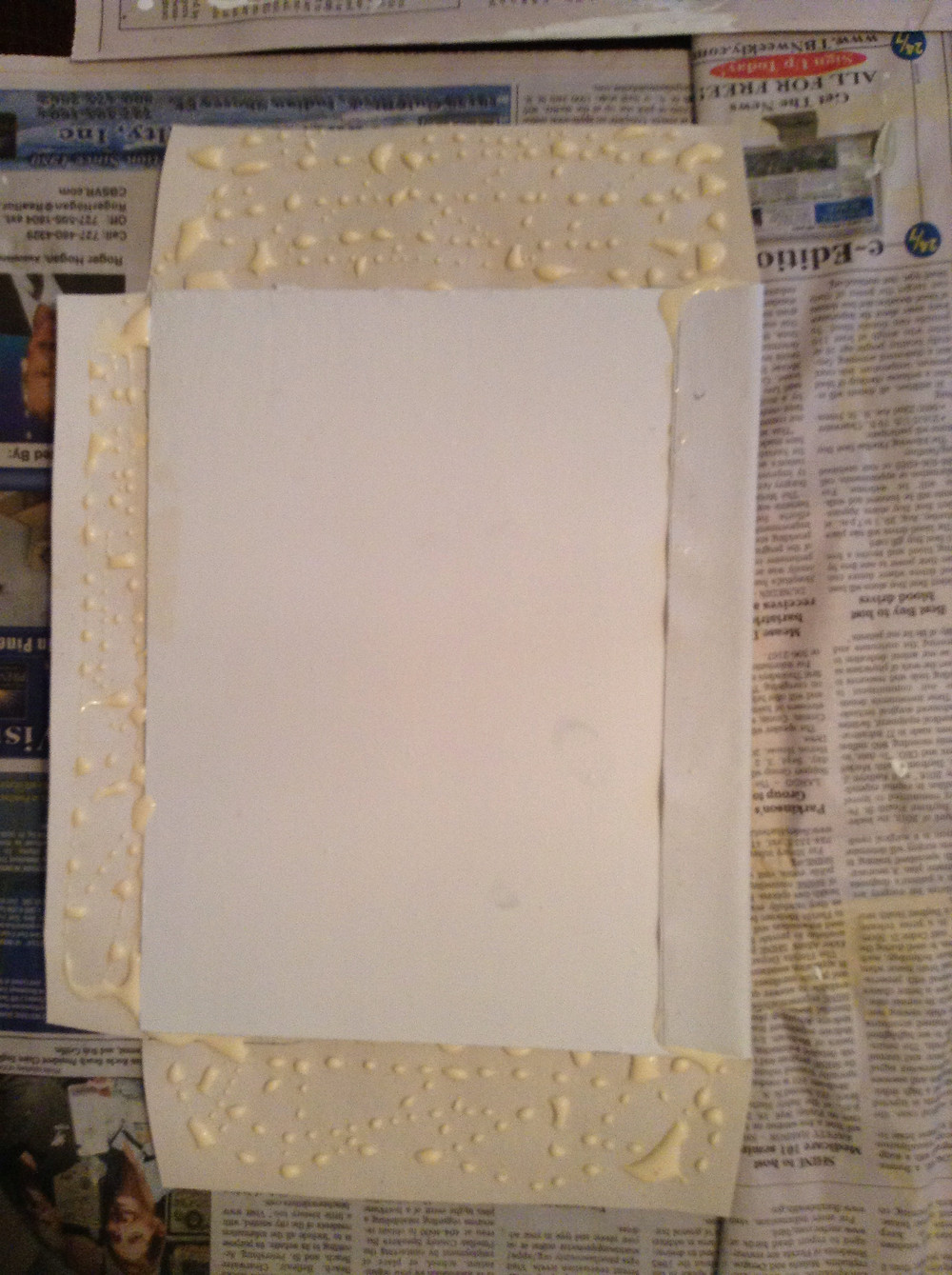 hardboard canvas panels