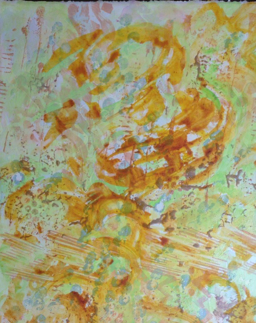 napa valley abstract
