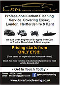 KN Carbon Cleaning Leaflet