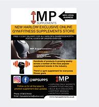 MP Supplements Leaflet