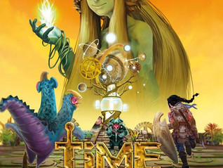 TIME ARENA: BOARD GAME REVIEW
