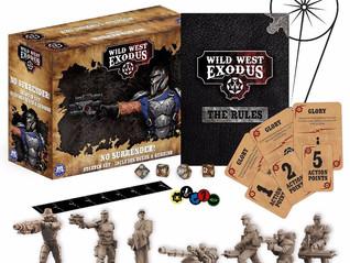 Miniatures battlebespreking Wild West Exodus - Gunfight at Red Oak