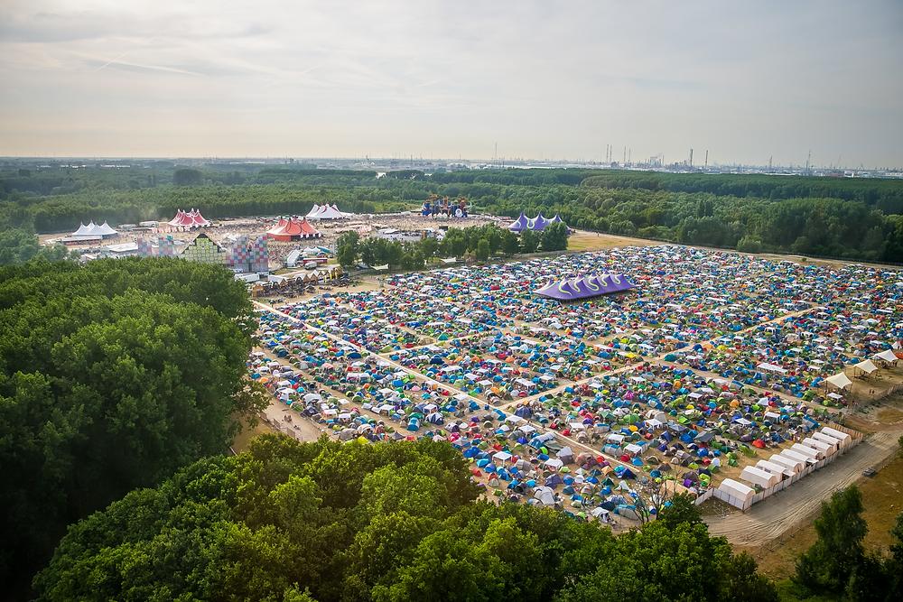 Summerfestival 2017. Bron: Summerfestival