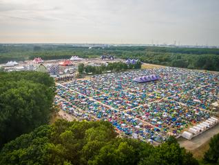 Auto's massaal weggetakeld n.a.v. het Summerfestival