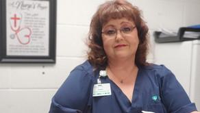 Nurses Week Spotlight- Nurse Robyn, Coryell County