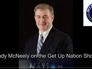 Get up Nation with Ben Biddick - Episode 133: Randy McNeely - The Kindness Giver